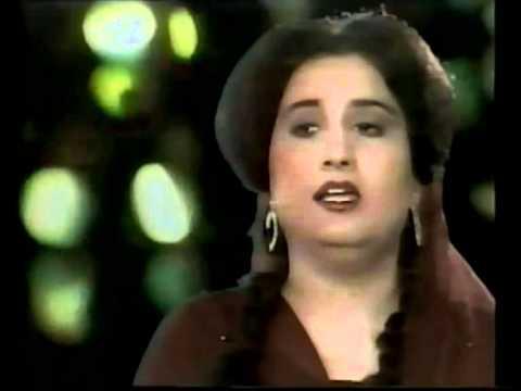 Naheed Akhtar - Hamara Parcham Yeh Pyara Parcham - Milli Naghma video