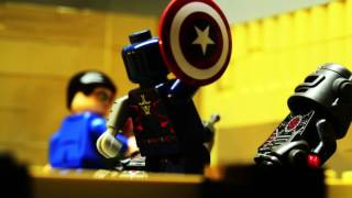 [TRAILER] Lego Avengers and Fantastic 4 - FALLEN