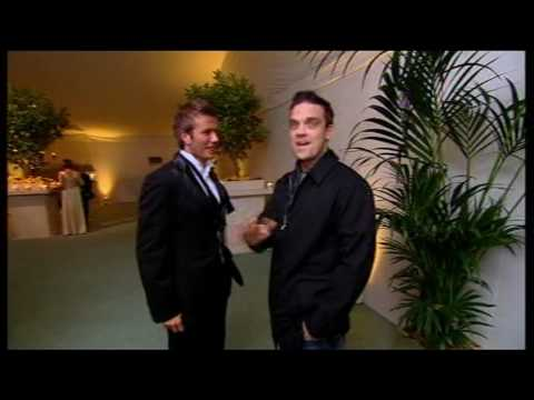 ♥ Robbie Williams - Beckham's Party ♥
