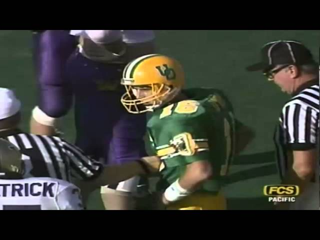 Oregon's epic 1994 win over UW part 1 = the comeback drive