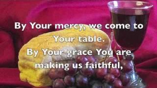 Watch Matt Redman Remembrance (communion Song) video