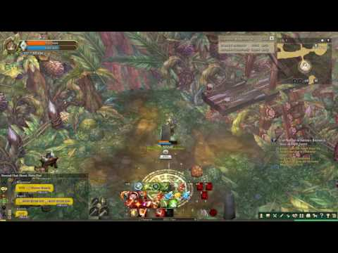 Tree of Savior - True Nature of Sarma's Research ( Alemeth Forest Quest )