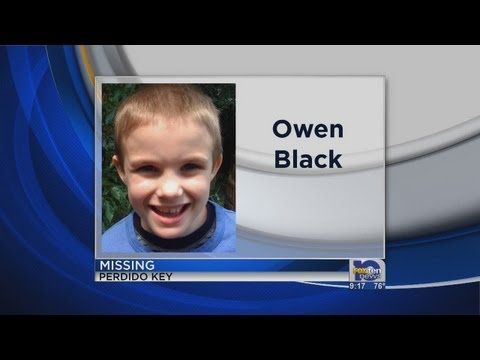 ECSO: 7-year-old child missing