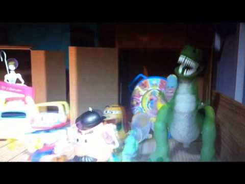 toy story rc chase scene - YouTube