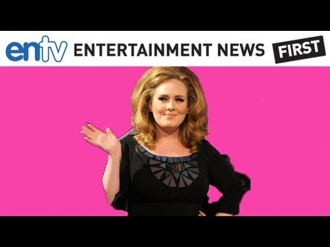 ADELE VS KARL LAGERFELD: Call Adele Too Fat? Singer Fires Back: ENTV