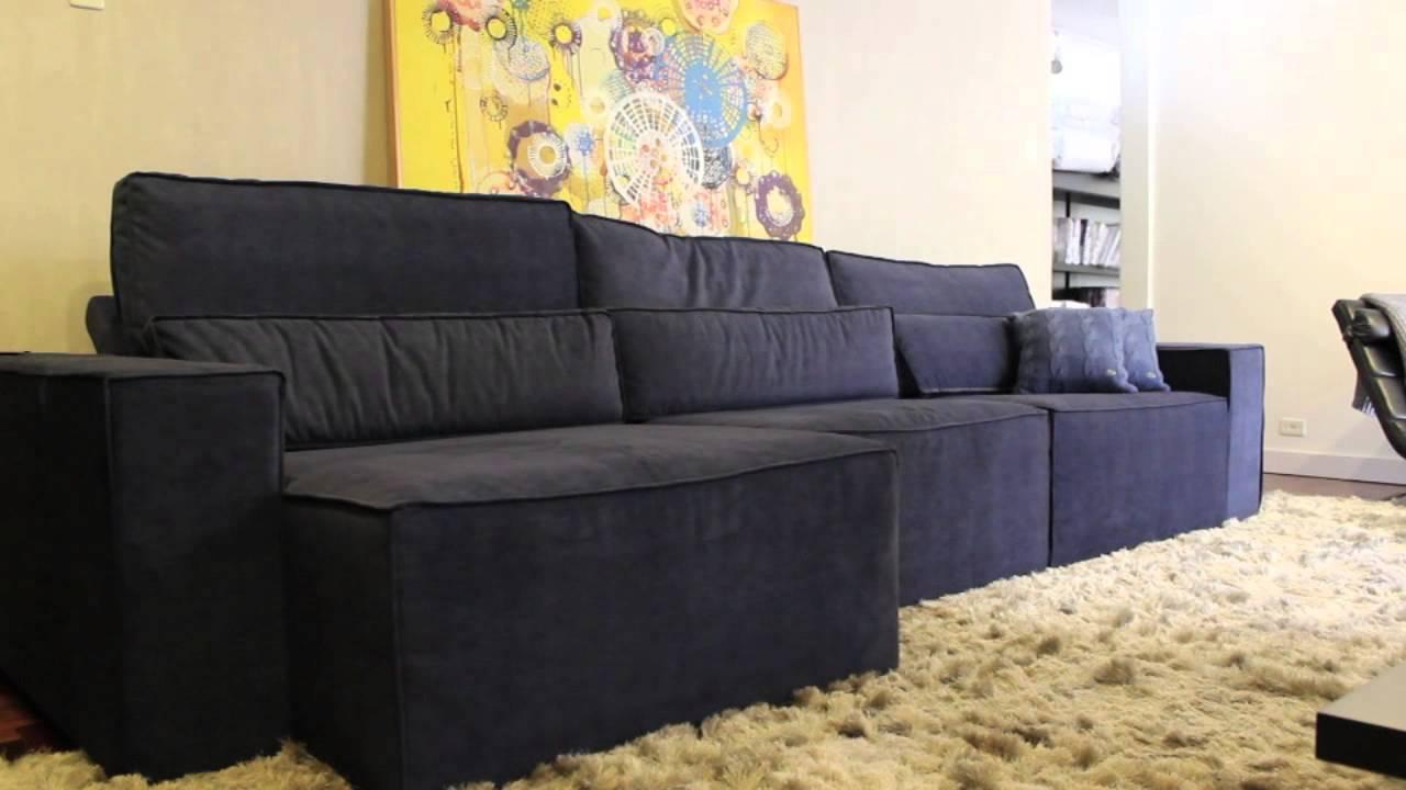 sof retr til com controle remoto modulaque youtube. Black Bedroom Furniture Sets. Home Design Ideas