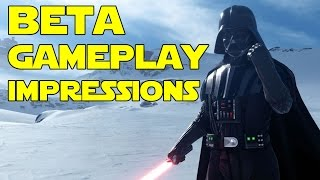 Star Wars Battlefront Beta PC Gameplay Impressions (PC 1080p Ultra)