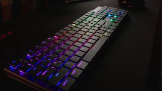 We Found The World's Thinnest Mechanical Keyboard - Keychron K1