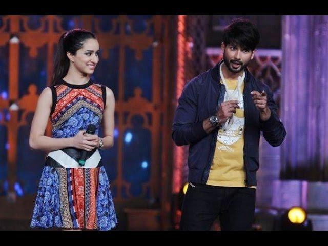 Cine Stars Ki Khoj Grand Finale│Shahid Kapoor, Shraddha Kapoor