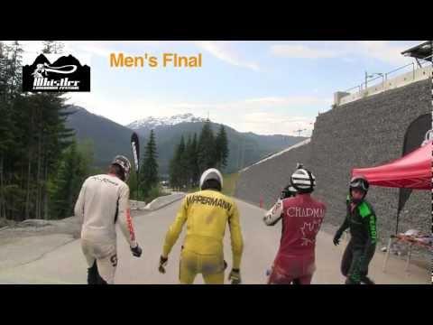 Whistler Longboard Festival 2012 Open Finals