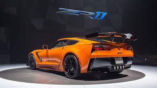 2019 ZR1 Corvette | New Footage | Must See
