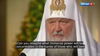 Video: Antichrist (Dajjal) is a Person with global control over the Internet through gadgets/devices - Patriarch Kirill