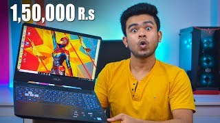 1.5 Lakh R.s Laptop Unboxing!