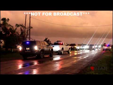 5/24/16 Lewis, KS Tornado Damage and Lightning Fire