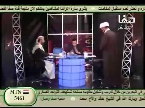 هروب الرافضي محمد الحاج من الاسد الشيخ خالد الوصابي