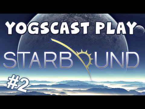 Starbound: Part 2 - Digging!