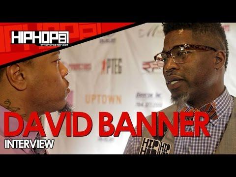 David Banner Advocates Community Activism & Details New LP With HHS1987
