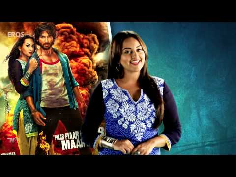 Win A Chance To Meet Sonakshi Sinha - R...Rajkumar