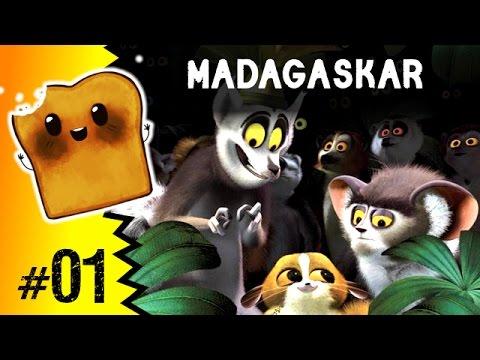 MADAGASKAR - KRÓL JULIAN POWRACA!   GRY DLA DZIECI