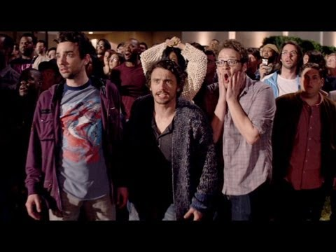 This Is the End Red Band Trailer 2 - James Franco, Seth Rogen