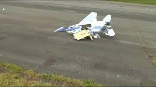 RC plane crash part 5