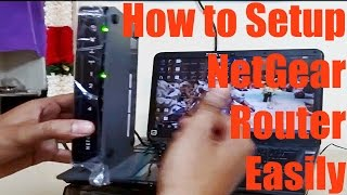 01. How To Setup Netgear Router Easily.