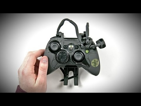 Avenger Elite for XBOX 360 Controller Unboxing & First Look