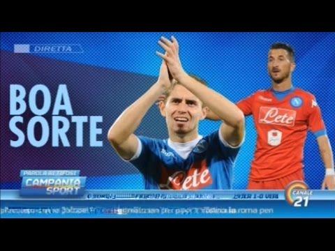 Campania Sport - Parola ai tifosi 23/09/15 (Carpi-Napoli 0-0)
