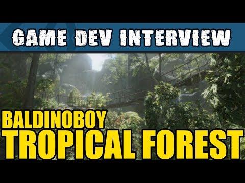 Unity Interviews - BaldinoBoy Tropical Forest Pack