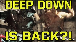 Deep Down PS4 is back?! Could be like Destiny or The Division - Raptor News