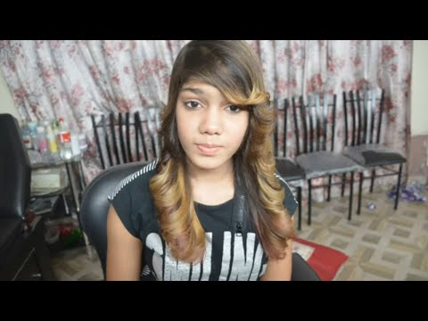 how to curl hair with curling iron(nazia bilal)