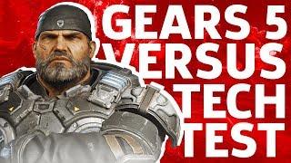 Gears 5 Versus Tech Test | GameSpot Community Fridays
