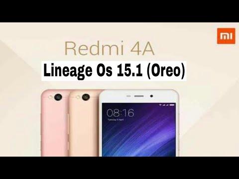 Redmi 4a | Lineage Os 15.1 (Oreo) | Stable