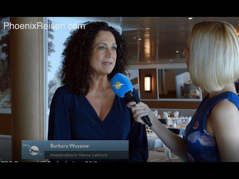 Dreharbeiten auf MS AMADEA 2019 mit den STARS der beliebtesten Kreuzfahrt Filmserie Deutschlands
