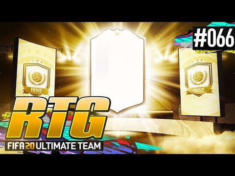 I DID A BASE ICON SBC PACK! - #FIFA20 Road to Glory! #66 Ultimate Team