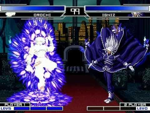 Orochi vs Igniz