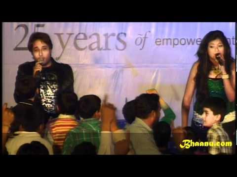 Bhaanu live at Ambuja Cement Silver Jubilee (Luk 28 Kudi Da &...