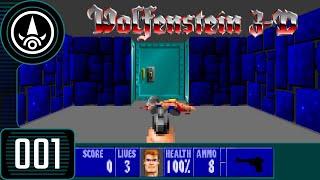 Wolfenstein 3D | Part 1: ACHTUNG!