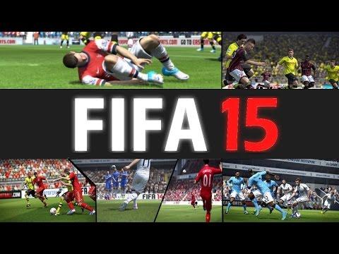 Gameplay FIFA 15 Xbox One 1080p - Impresiones