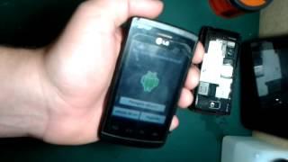 LG L1 E415 / E410 - Hard Reset - Desbloquear - Resetar