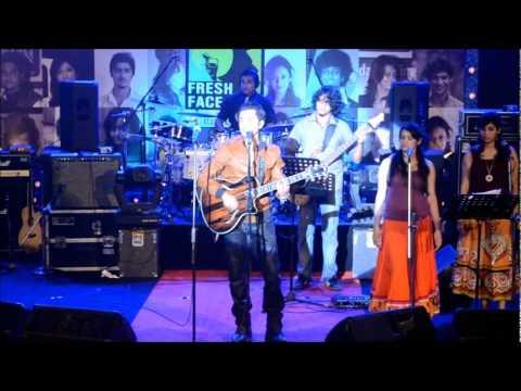 Ali Zafar Live video