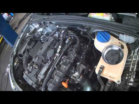 Audi B7: BWT 2.0LT Timing Belt & Water Pump Removal