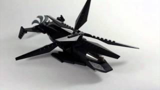 Lego Batman X1 Helicopter