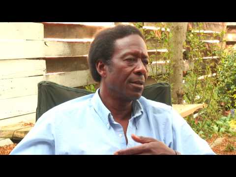 Clarke Peters Interview