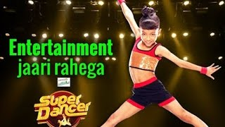 Super Dancer Best Auditions Part 2 amazing performances super dancer part 2