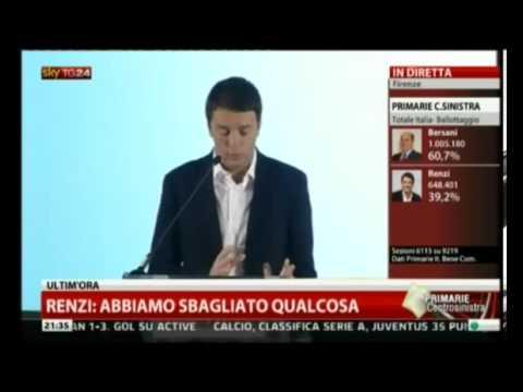 Speciale ballottaggio: Conferenza stampa di Matteo Renzi – Youdem Tv