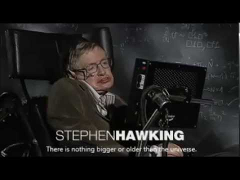 TED Talk - Stephen Hawking: Questioning the Universe (unofficial subtitle by Pkaiy)