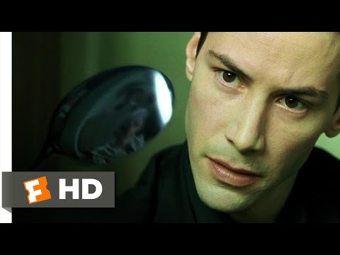 There Is No Spoon - The Matrix (5/9) Movie CLIP (1999) HD