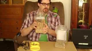 Supplementing Bird Food With Hemp Seed - Whole Hemp Seeds Mixed Into Bird Food