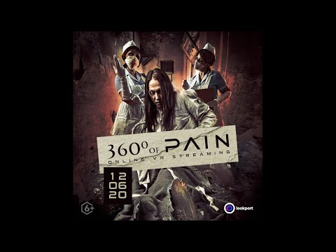 PAIN - 360° LIVE VR Concert Stream at Abyss Studio with Lookport